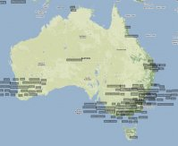 Queensland. Behind the twitter times.