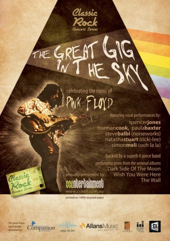 Great Gig In The Sky