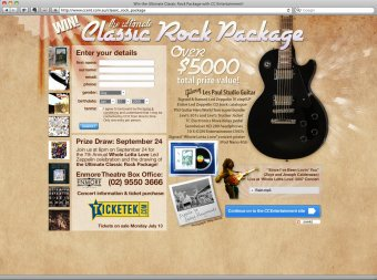 Classic Rock Package